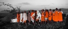 Lewa downs - Masai