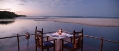 Ras Kutani - dinner on the beach