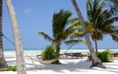 Zanzibar beach - Pongwe