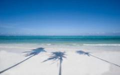 Kenya honeymoon - beach